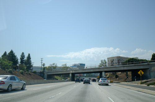 カリフォルニアのFreeWay
