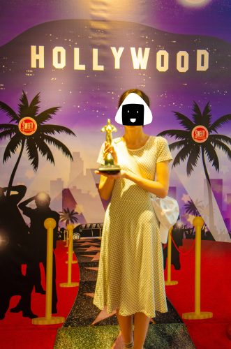 ハリウッドのお土産屋さん