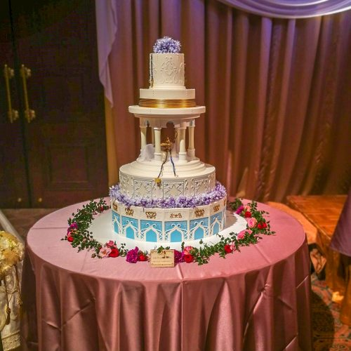 FTW アラジンイメージのケーキ